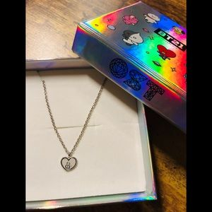 OFFICIAL TATA NECKLACE BT21 OST Collaboration BTS